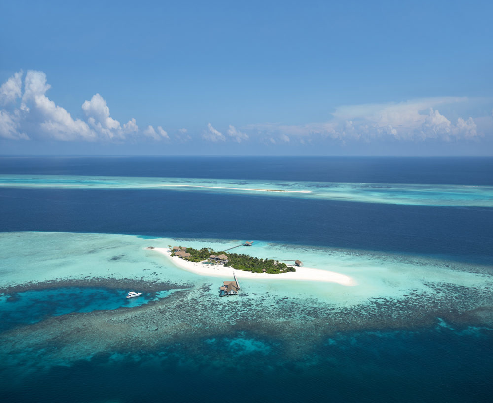 Top 12 Exclusive Private Islands Around the World | Four Seasons Private Island Maldives at Voavah - Baah Atoll