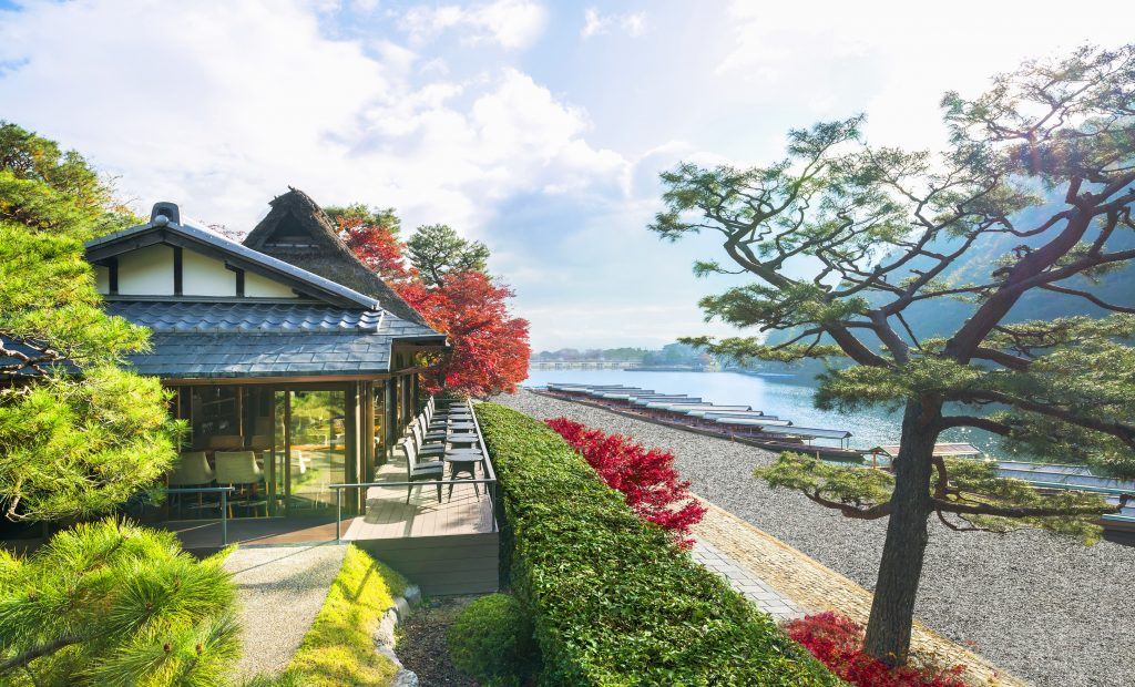 The Best Couples New Year Wellness Retreats | Part II | Moonstone Package at Suiran, a Luxury Collection Hotel Kyoto