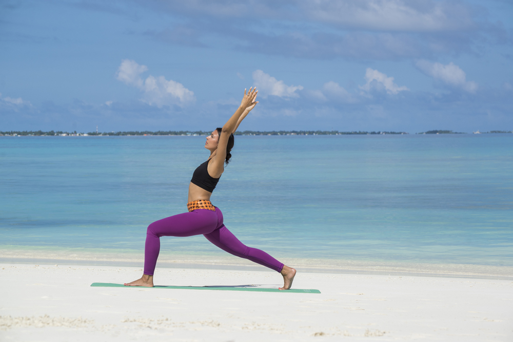The Best Couples New Year Wellness Retreats | Part II | Yogasphere by the Ocean at Shangri-La's Villingili Resort & Spa, Maldives