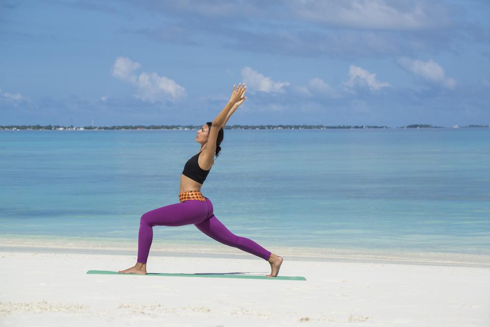 The Best Couples New Year Wellness Retreats | Part II | Yogasphere by the Ocean at Shangri-La's Villingili Resort & Spa, Maldives
