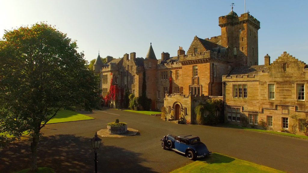 Top Romantic Valentine's Day Escapes | A Perfect Scottish Valentine's Evening Beneath The Stars