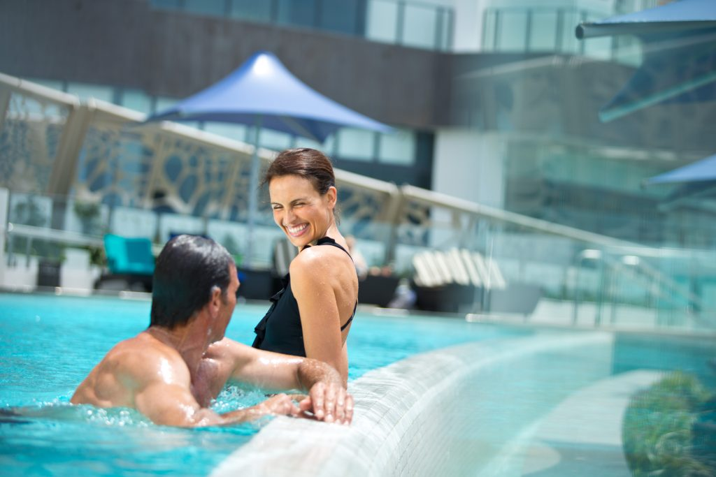 Top Romantic Valentine's Day Escapes | Luxe Gold Cost Love Nest – Queensland
