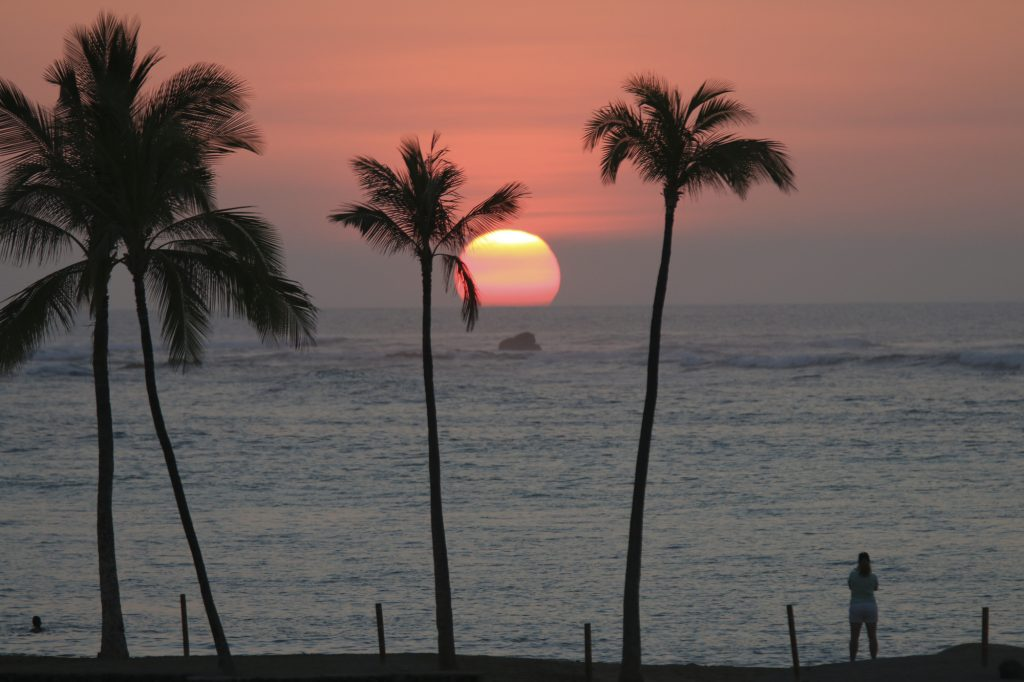 8 Must Have Romantic Experiences In Hawai'i | Watch the sunset over swaying coconut trees: Moloka'i
