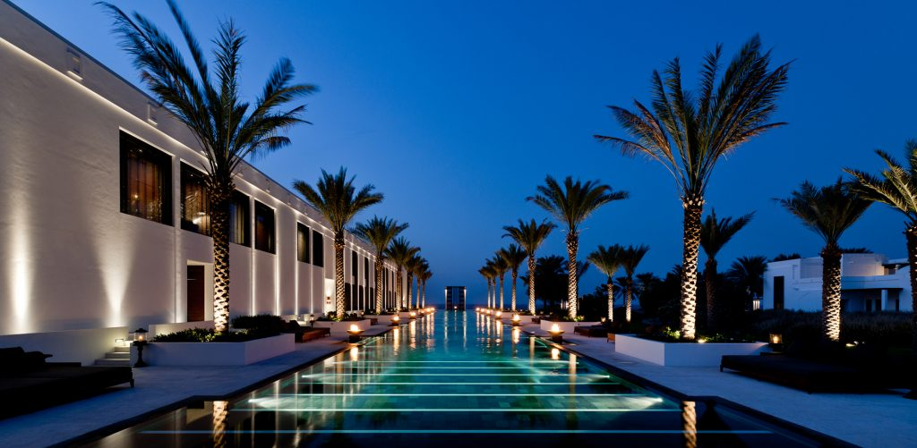 Top 11 Hotel Pools For Instagram Envy | The Chedi Muscat, Oman