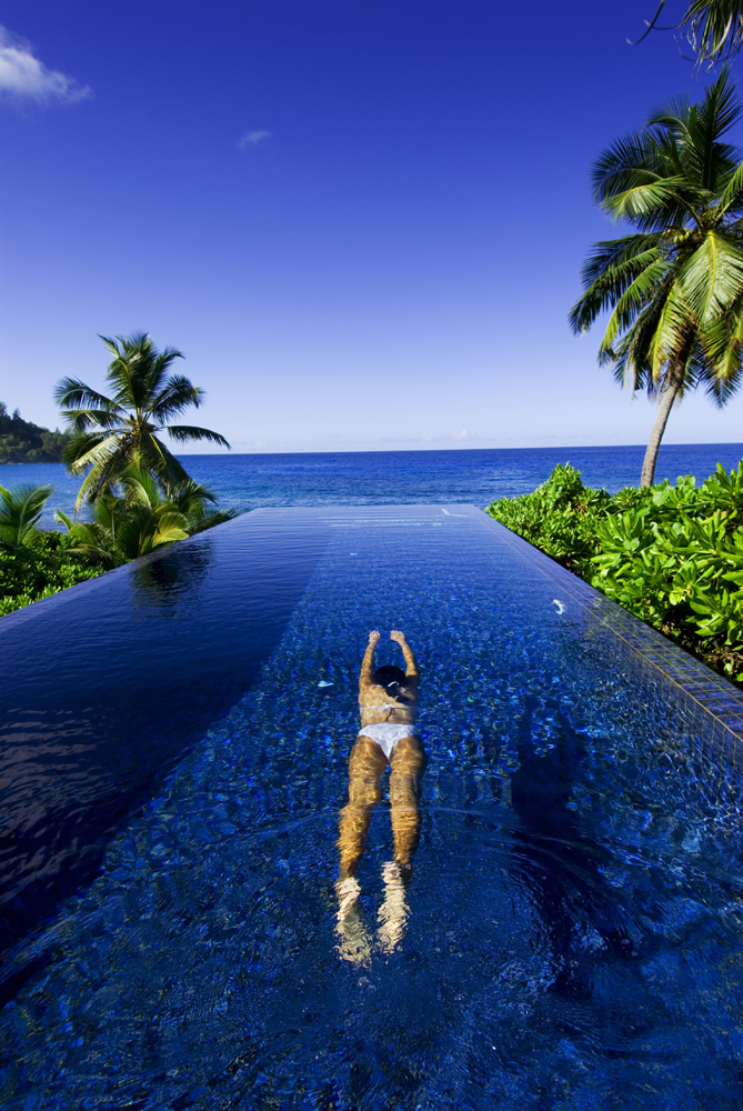 Top 11 Hotel Pools For Instagram Envy | Banyan Tree Seychelles