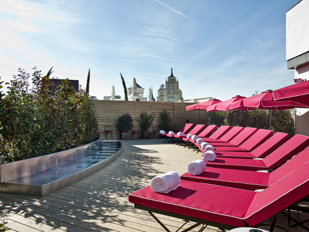 Top 5 Trendy Hotels In Madrid | The Principal Madrid