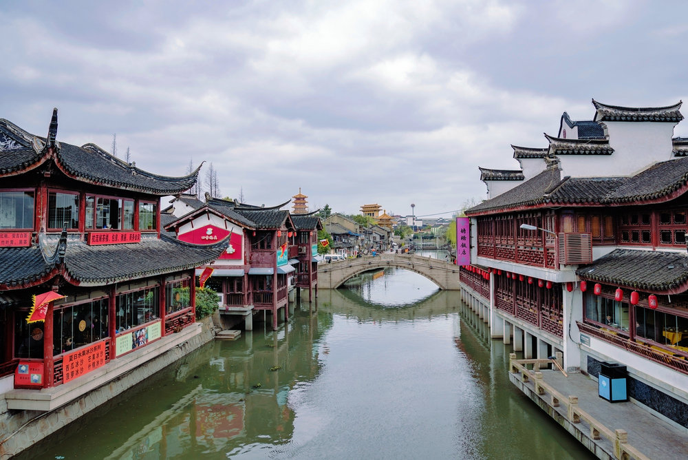 Top Five Must Visit Shanghai Neighbourhoods | Qibao Old Town
