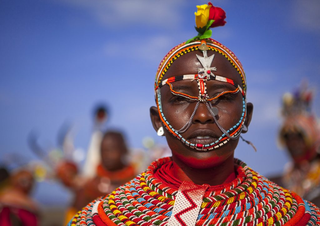 9 Great Reasons To Visit Kenya This Year | Rendille tribe | Turkana-festival-®ericlafforgue.com_