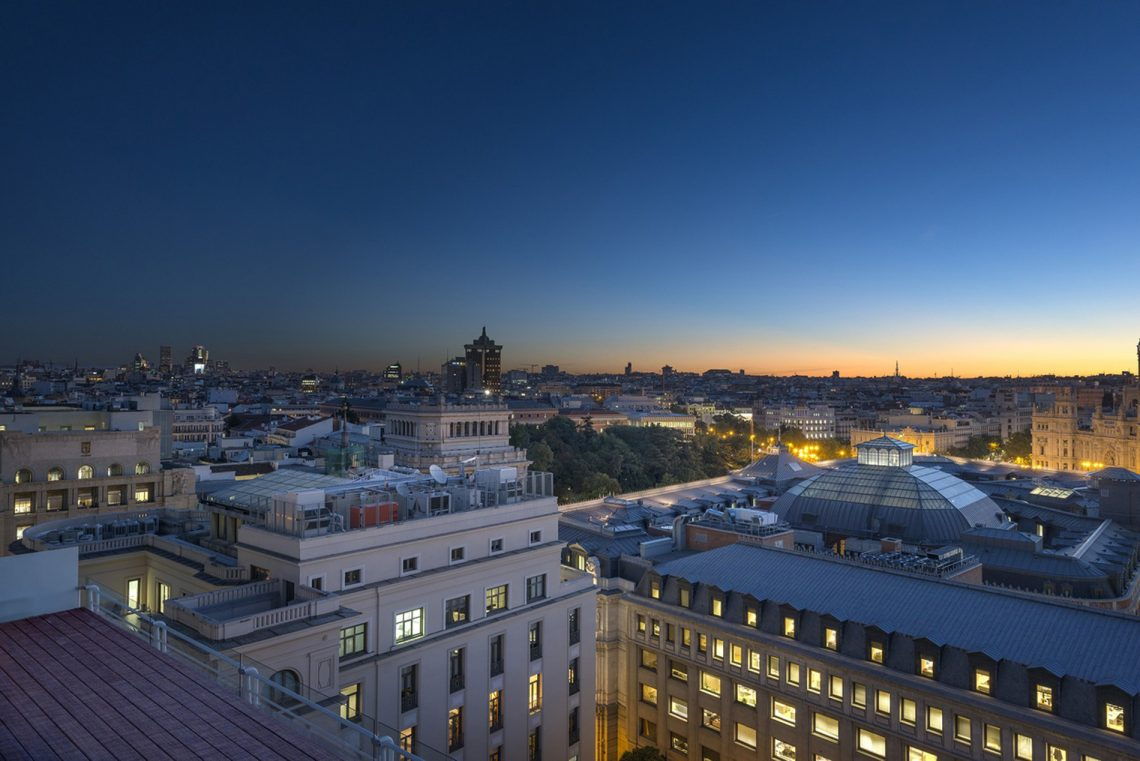 Top 5 Trendy Hotels In Madrid | NH Collection Suecia