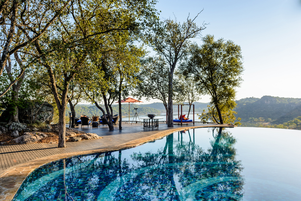 Top 11 Hotel Pools For Instagram Envy | Singita Pamushana, Zimbabwe