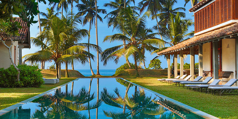 Top 11 Hotel Pools For Instagram Envy | The Frangipani Tree, Galle, Sri Lanka