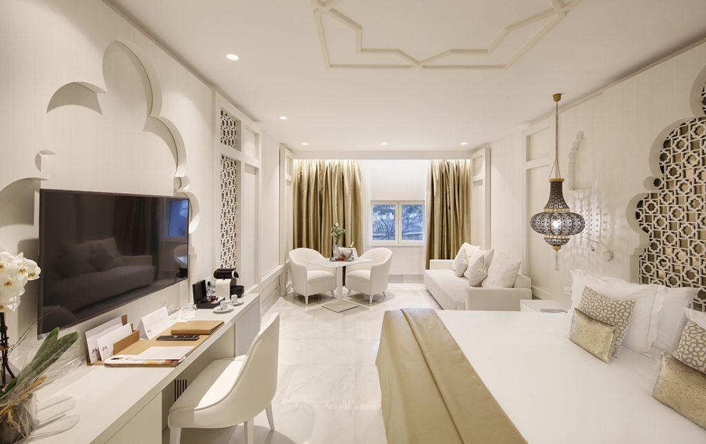 Gran Hotel Miramar, Malaga Spain