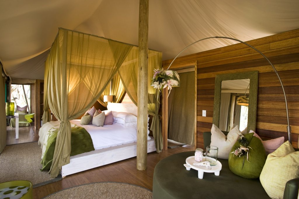 Glamping At Its Best With Africa's Luxury Tented Camps | andBeyond Xaranna Okavango Delta Camp
