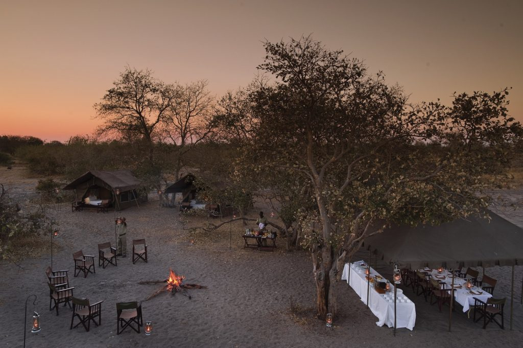 Glamping At Its Best With Africa's Luxury Tented Camps | andBeyond Chobe Under Canvas