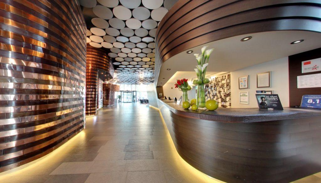 Hotel Diagonal Barcelona - Reception