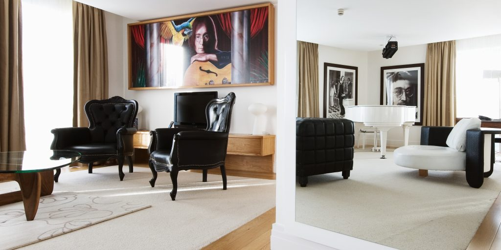 9 Themed Hotels You Need To Visit This Year | Beatles Themed- Hard Days Night, Liverpool