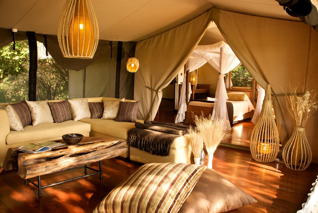 Glamping At Its Best With Africa's Luxury Tented Camps | Mara Intrepids
