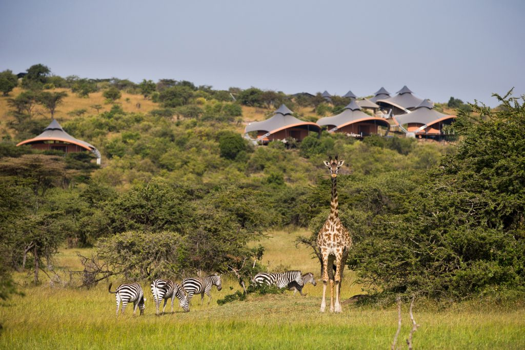 Glamping At Its Best With Africa's Luxury Tented Camps | Mahali Mzuri