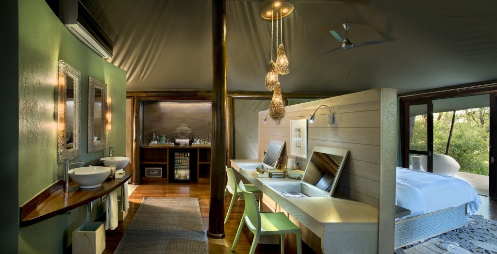 Glamping At Its Best With Africa's Luxury Tented Camps | andBeyond Ngala Tented Camp