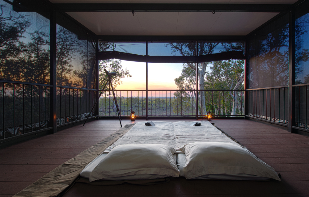 Australia's 7 Most Romantic Hotels | Credit Shaana McNaught | Bamurru Plains