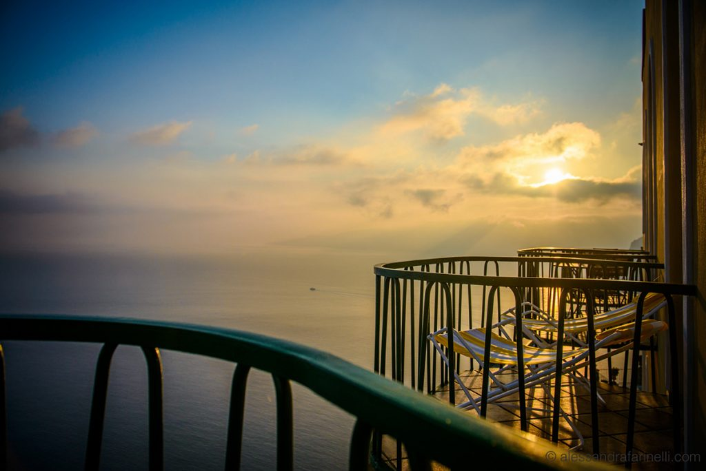 World's Most Romantic Clifftop Hotels - Caesar Augustus, Capri