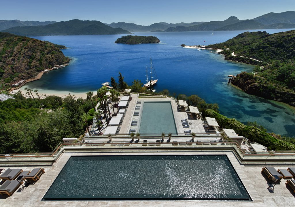 Where To Travel For The Best Active Couples Holidays | Tennis in Turkey: D-Hotel Maris Tennis