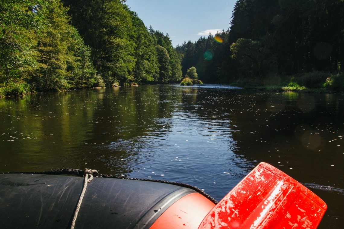 How To Embark On A Rafting Adventure In The Czech Republic | Budvar Beer