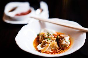 Eat At: Park Chinois - Dim Sum