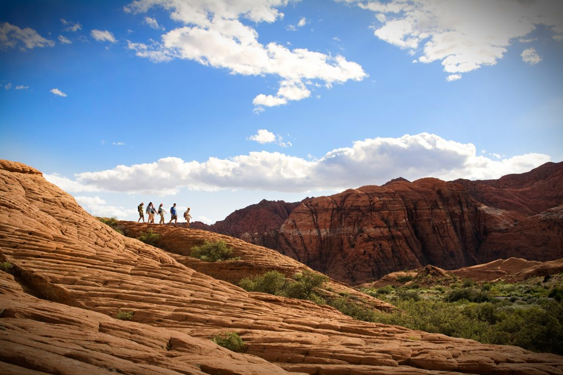 Where To Travel For The Best Active Couples Holidays | Rock Climbing in Utah: Red Mountain Essential Fitness