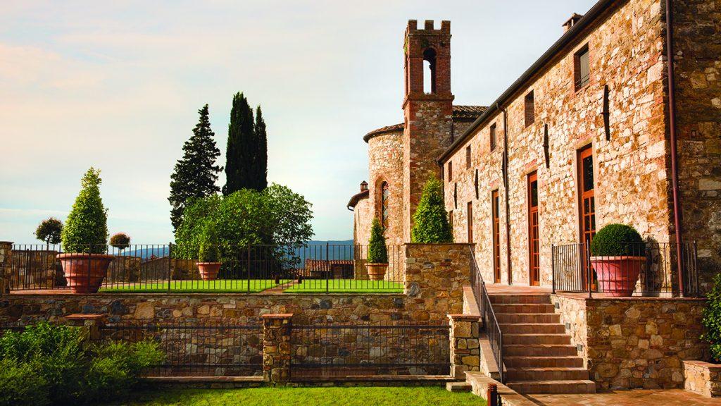 Castello di Casole | Romance in Tuscany