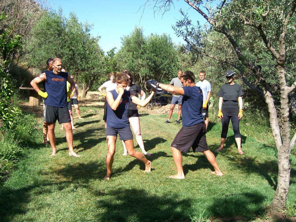 Where To Travel For The Best Active Couples Holidays | Bootcamp Workouts in Crete: Wildfitness Crete
