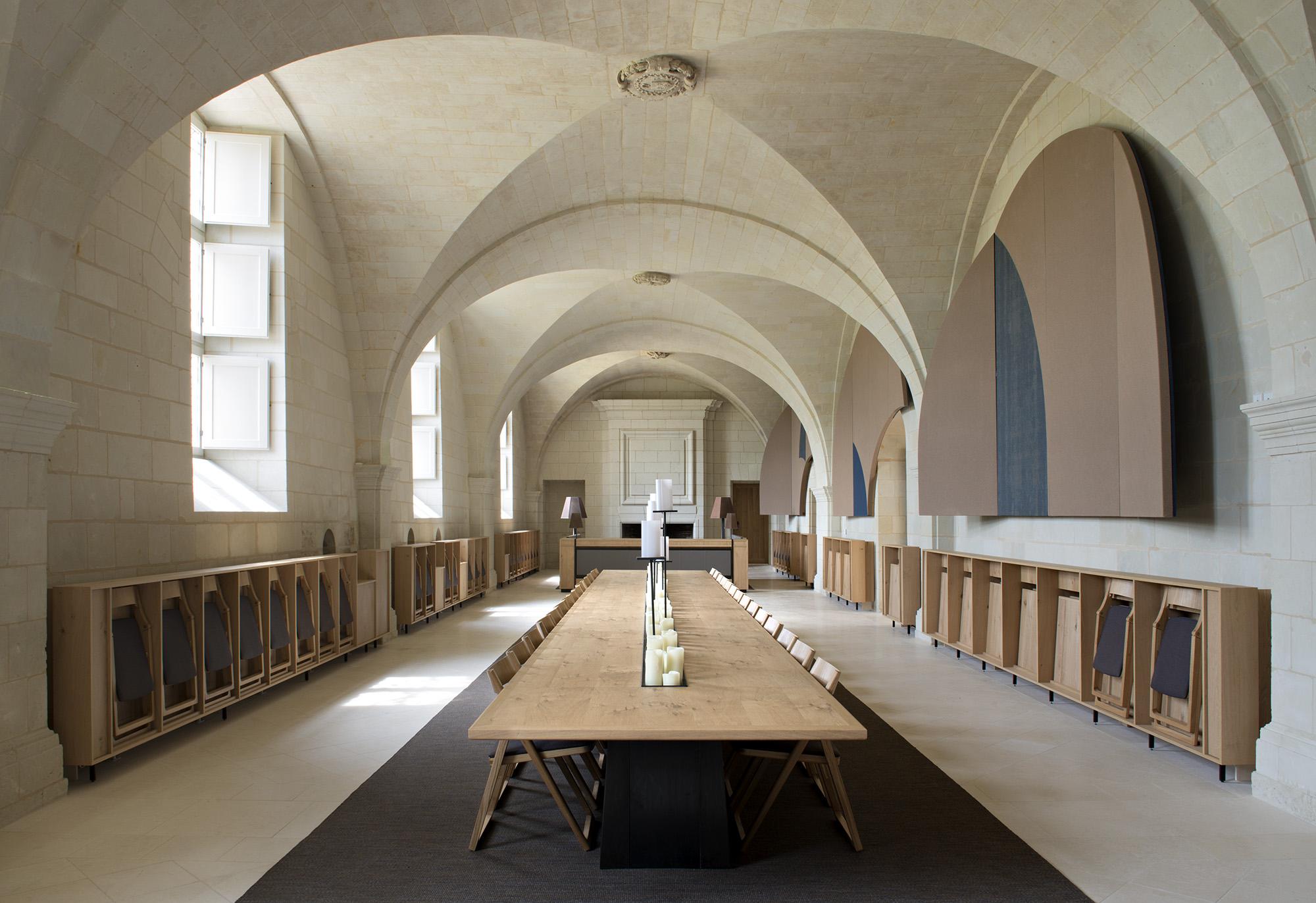 heavenly monastery hotel in france hero and leander. Black Bedroom Furniture Sets. Home Design Ideas