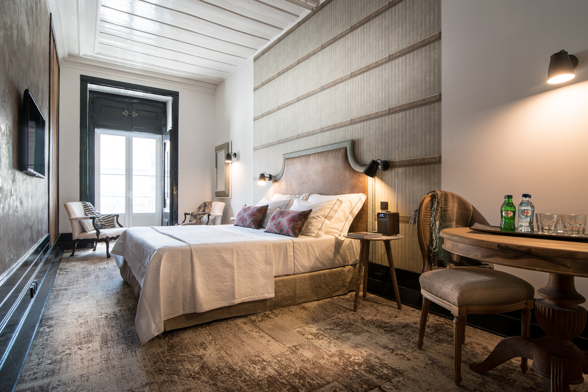 New boutique hotel in the historic heart of lisbon for Boutique hotel nrw