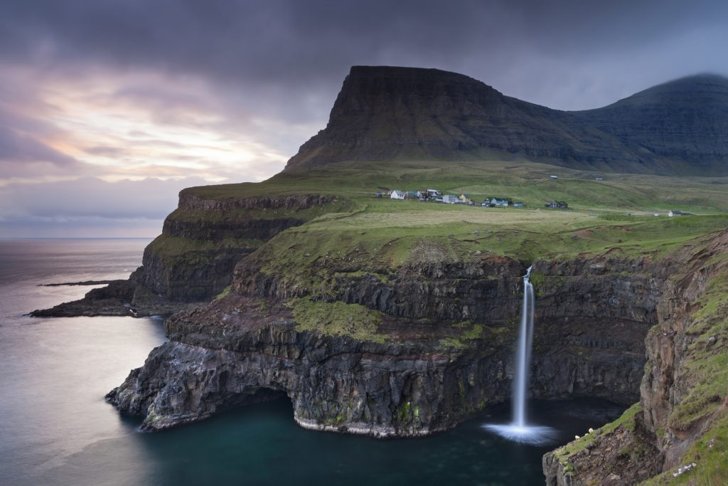 20 Unbelievable Off-the-Grid Getaways | Part II | The Real Neverland- The Old Schoolhouse conversion | Wild Faroe Island Beauty | www.atlantic.fo