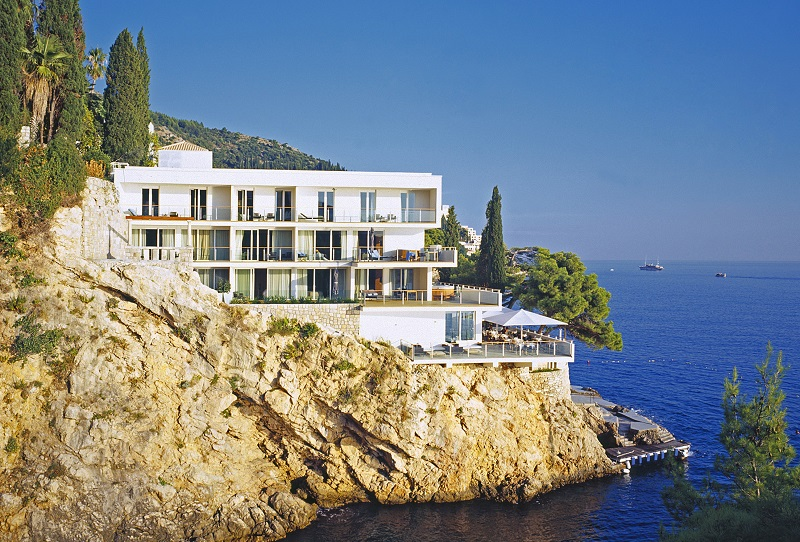 11 Best Luxury Babymoon Breaks | Villa Dubrovnik, Croatia