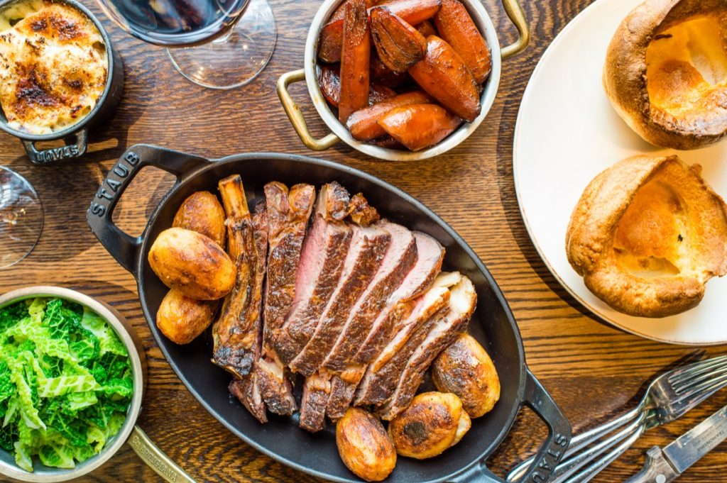 Coal Shed Brighton - Sharing Roast and Sides