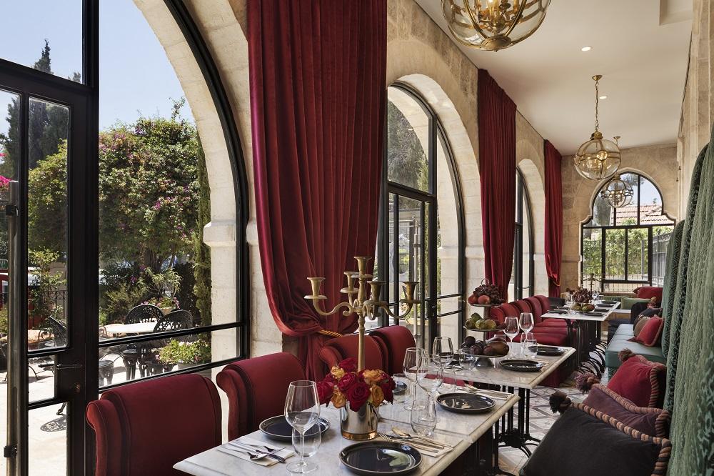 Get A Room: Villa Brown Jerusalem