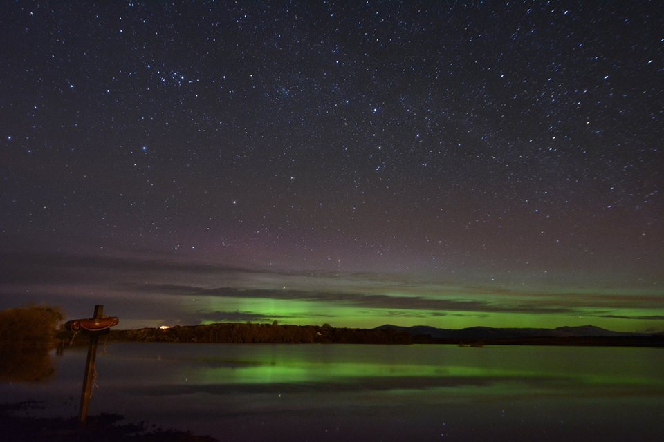 Top 10 Ways To See The Northern Lights Together | Romantic Picnic Under The Stars In Donegal
