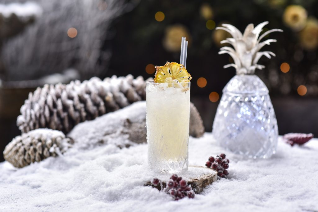 Snuggle Up At The Churchill Bar's Winter Terrace