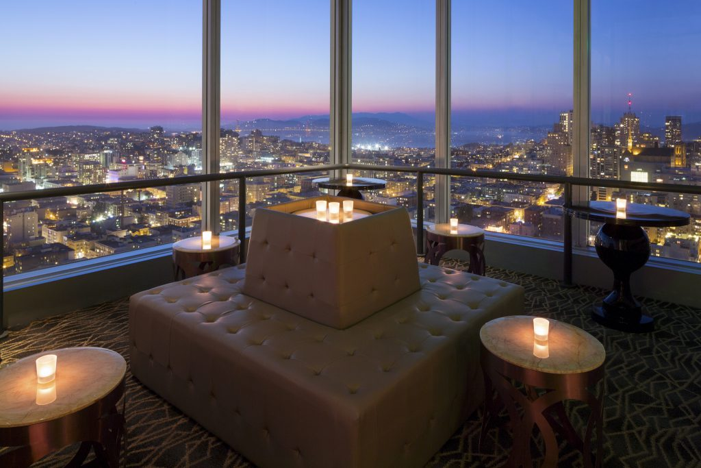 19 Of The World's Best Bars For Couples | Cityscape - San Francisco, USA