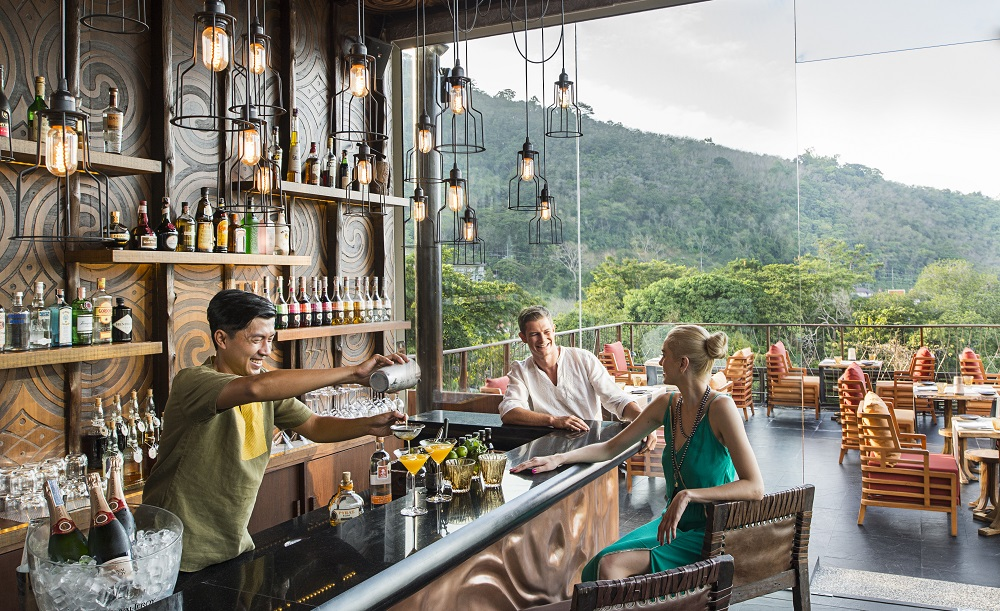 19 Of The World's Best Bars For Couples | Mala Bar at Keemala - Phuket, Thailand
