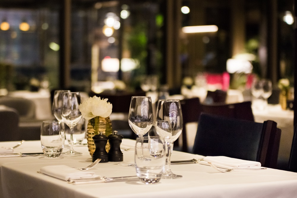 Where To Celebrate Thanksgiving In London | ThanksgivingDinner at Devonshire Club (20th – 24th November)