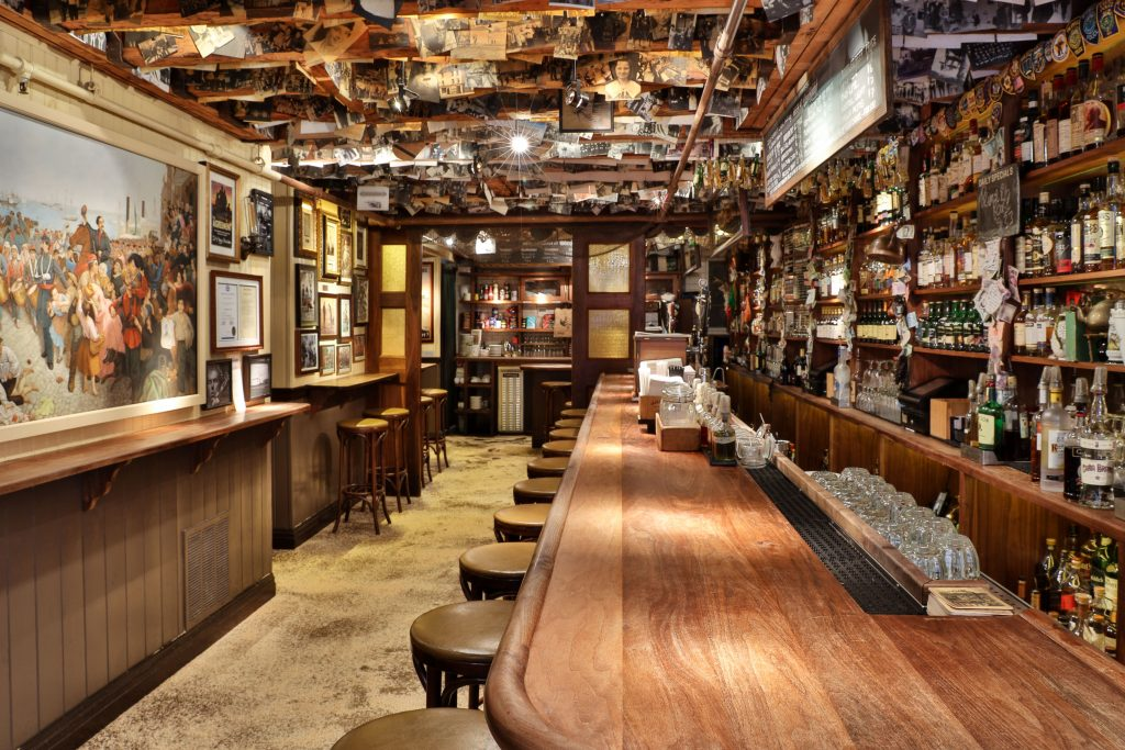 19 Of The World's Best Bars For Couples | The Dead Rabbit – New York, USA
