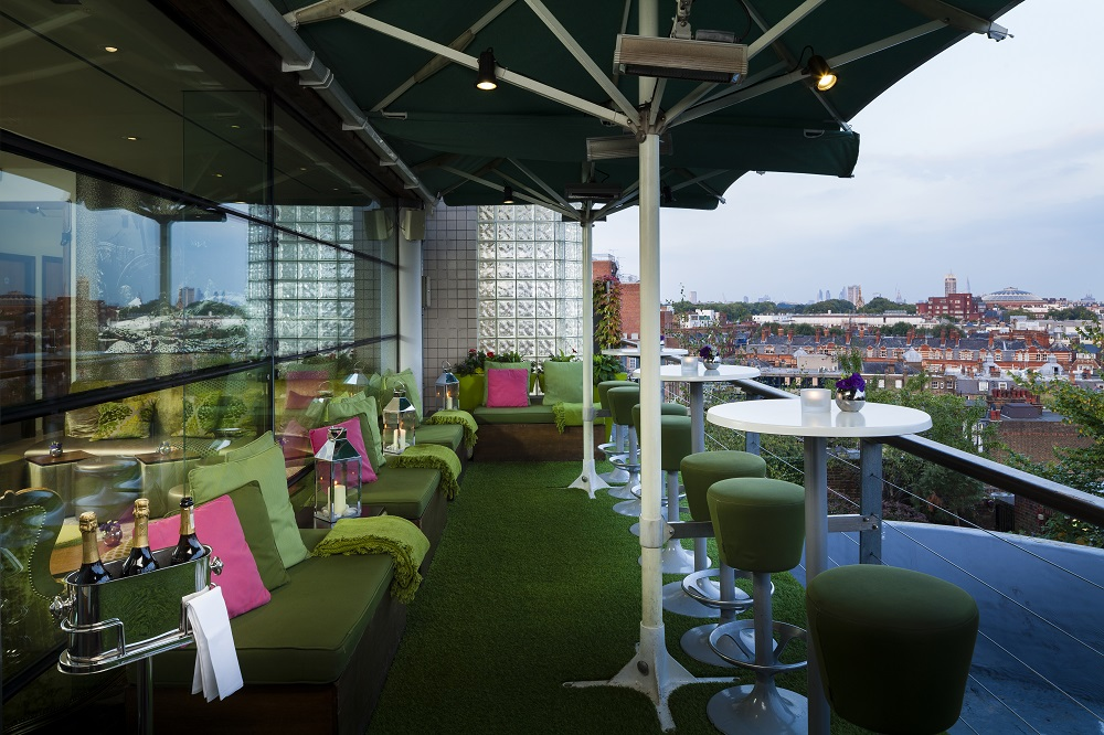 19 Of The World's Best Bars For Couples | Virgin Limited Edition, Roof gardens Kensington