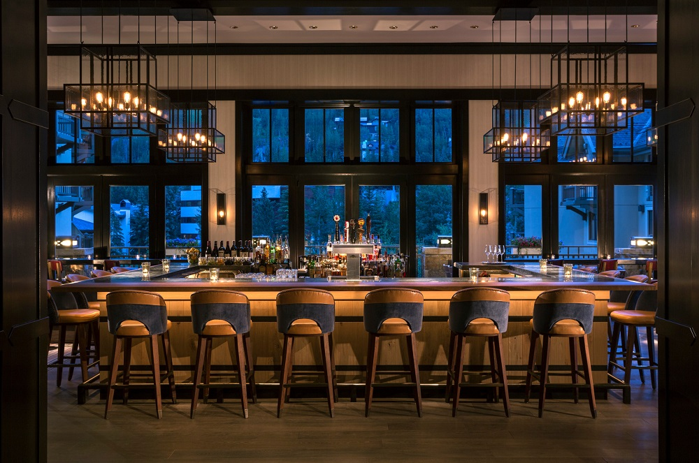 19 Of The World's Best Bars For Couples | The Remedy Bar, Four Seasons Resort and Residences - Vail, Colorado