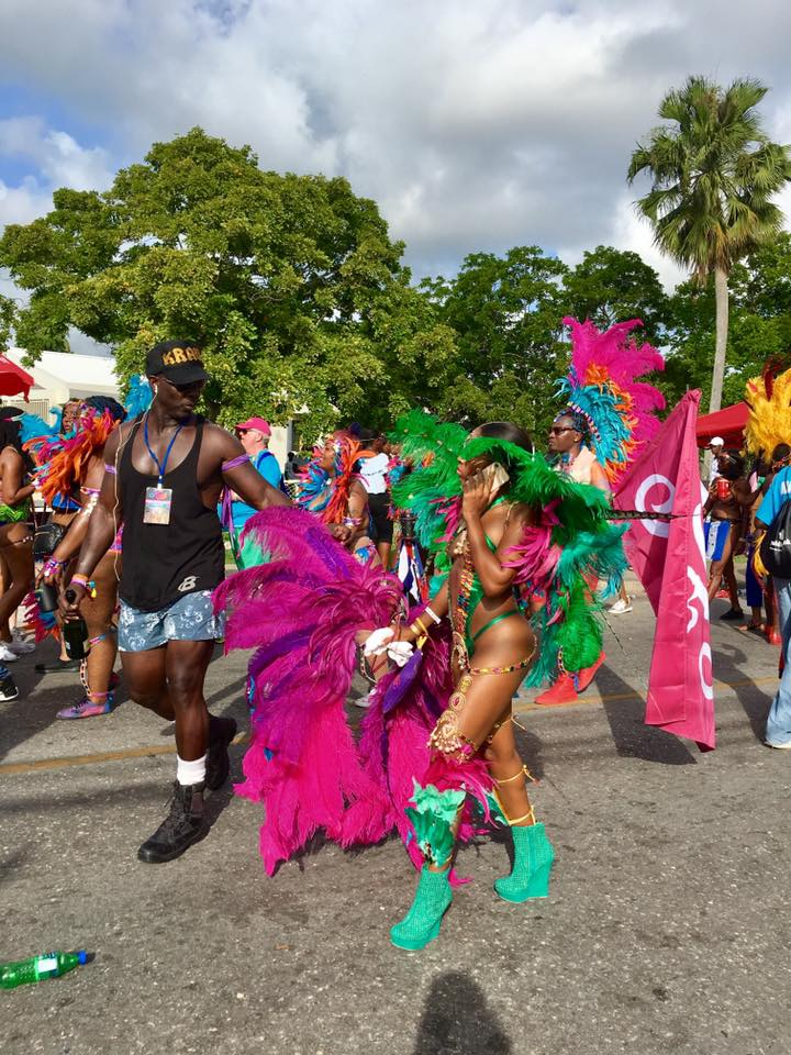 What It's ReallyLike to Experience the Crop Over Festival in Barbados| Credit Lotte Brouwer