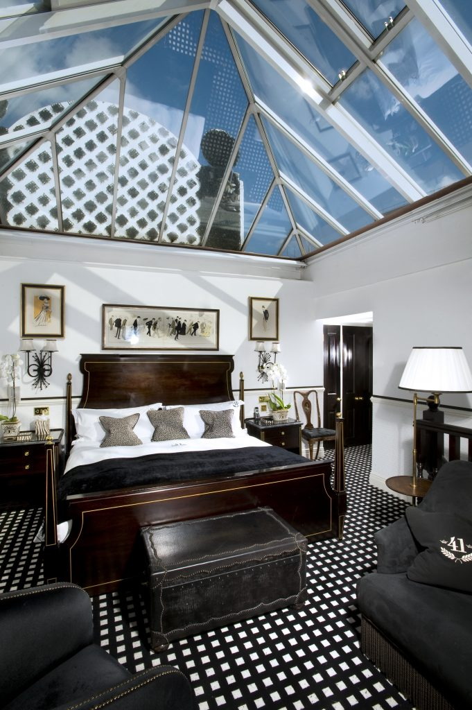 Top UK Hotels For The Ultimate Winter Proposal   Hotel 41, London