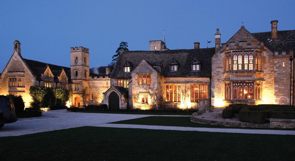 Top UK Hotels For The Ultimate Winter Proposal   Ellenborough Park, Cotswolds
