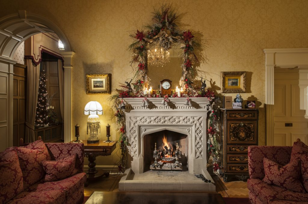 Top UK Hotels For The Ultimate Winter Proposal   Glenapp Castle, Ayrshire