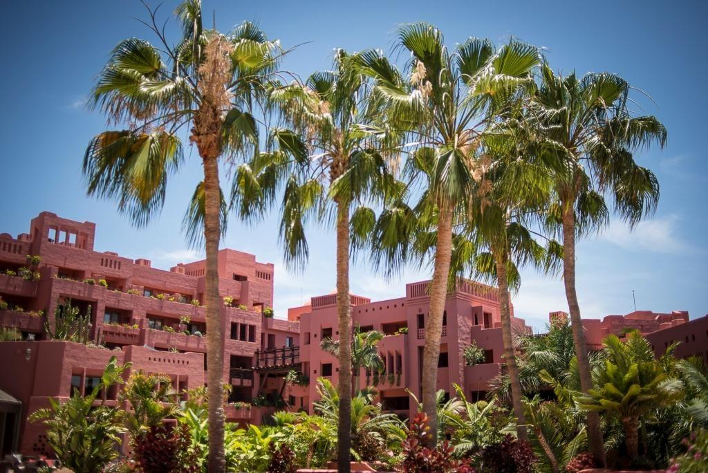 Prettiest Pink Hotels Around The World | Ritz-Carlton, Abama - Santa Cruz de Tenerife, Spain